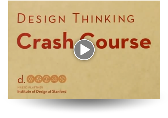 Crash-Kurs des Hasso Plattner Institute of Design